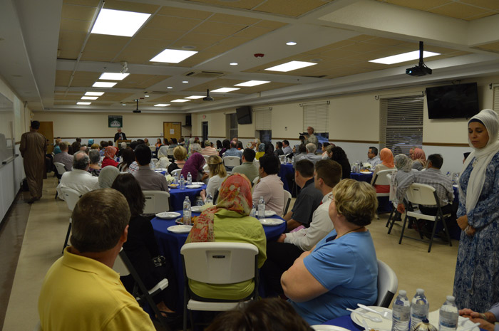 Interfaith Iftar - June 29, 2016